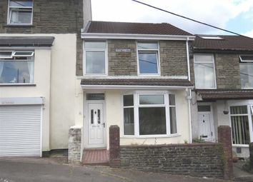 Thumbnail 3 bed terraced house for sale in Fron Terrace, Pontypridd