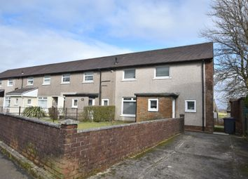 Thumbnail 2 bed end terrace house for sale in Wren Road, Greenock