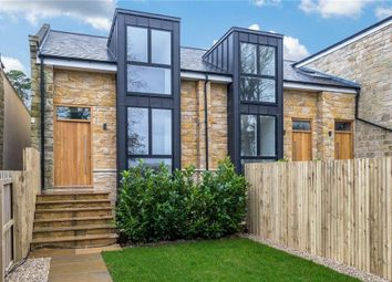 Thumbnail 4 bed town house for sale in Sicklinghall Road, Wetherby
