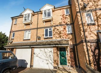 Thumbnail 3 bed terraced house for sale in Weald Close, London