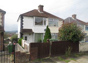 Thumbnail 2 bed terraced house for sale in Ferrers Road, Plymouth