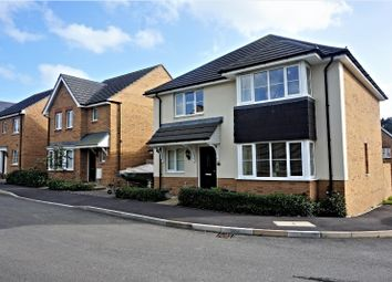 Thumbnail 4 bed detached house for sale in Turnstone Way, Bude
