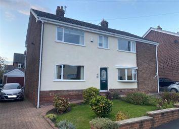 3 bed semi-detached house for sale in Moorfield Avenue, Stalybridge SK15