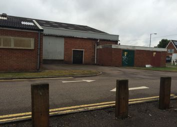Thumbnail Industrial for sale in Unit 11 Netherwood Industrial Estate, Atherstone (S.T.C)