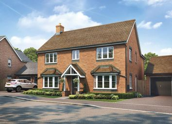 Thumbnail 4 bed detached house for sale in Plot 37, Oaklands Park, Shawbury, Shrewsbury