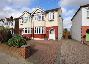 Thumbnail 4 bed semi-detached house for sale in Tenniswood Road, Enfield