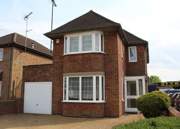 Thumbnail 3 bed detached house for sale in Newark Avenue, Peterborough