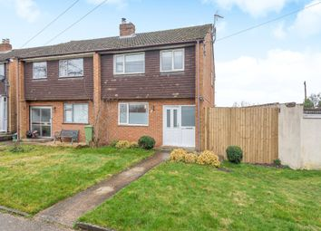 Thumbnail 3 bed semi-detached house for sale in Asquith Road, Cheltenham