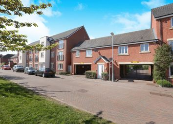 Thumbnail 1 bedroom flat for sale in Greenock Crescent, Monmore Grange, Wolverhampton