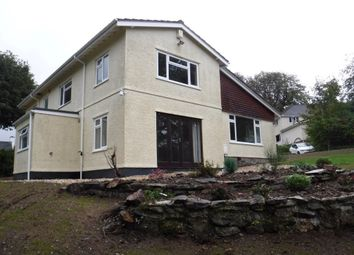 Thumbnail 4 bed detached house to rent in Down Road, Tavistock
