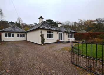 Thumbnail 3 bed detached bungalow for sale in Chipnall, Cheswardine, Market Drayton