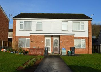 Thumbnail 1 bed flat for sale in Balmoral Way, Worle Hillside, Weston-Super-Mare