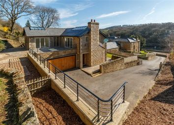 Thumbnail 4 bedroom detached house for sale in Highfield Lodge, 248, Wakefield Road, Denby Dale