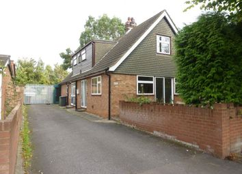 Thumbnail 4 bed bungalow to rent in Dordans Road, Luton, Bedfordshire
