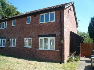 Thumbnail 1 bed terraced house to rent in Oakridge, Thornhill, Cardiff