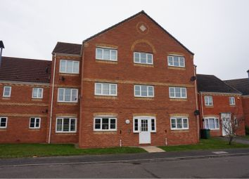 Thumbnail 2 bedroom flat to rent in Sannders Crescent, Tipton