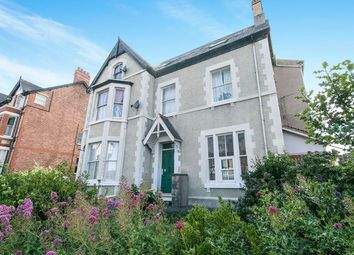 Thumbnail 2 bed flat for sale in Woodland Road West, Colwyn Bay, Conwy