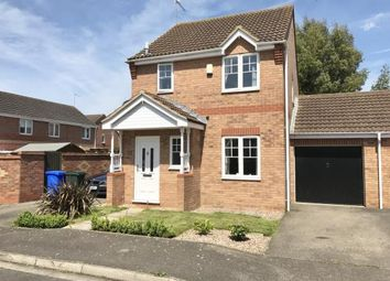 Thumbnail 3 bed link-detached house for sale in Smalley Road, Fishtoft, Boston, Lincolnshire