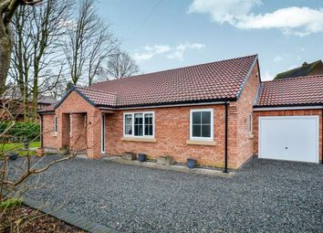 Thumbnail 3 bed bungalow for sale in Byron Crescent, Ravenshead, Nottingham, Nottinghamshire