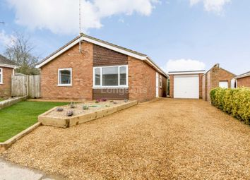 3 bed detached bungalow for sale in St. Andrews Close, Holme Hale, Thetford IP25