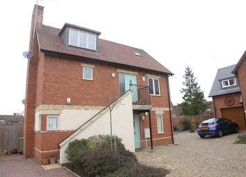 Thumbnail 1 bed flat for sale in Tankard Close, Newport Pagnell