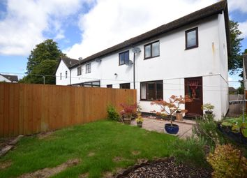 Thumbnail 3 bed end terrace house for sale in Richards Close, Dawlish, Devon