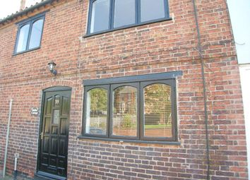 Thumbnail 2 bedroom terraced house to rent in High Street, Retford