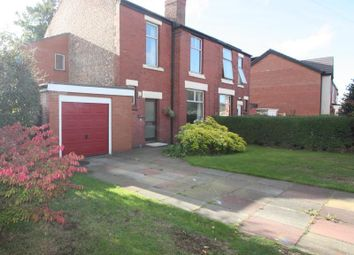Thumbnail 4 bed semi-detached house for sale in Moorgate Avenue, Crosby, Liverpool