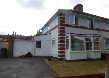 Thumbnail 2 bedroom property for sale in Dagnall Road, Acocks Green, Birmingham