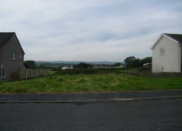 Thumbnail Land for sale in Treforis, Betws, Ammanford