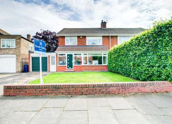 Thumbnail 3 bed semi-detached house for sale in Easedale Avenue, Melton Park, Newcastle Upon Tyne