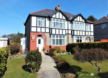Thumbnail 3 bed semi-detached house for sale in Norwood Drive, Douglas, Isle Of Man