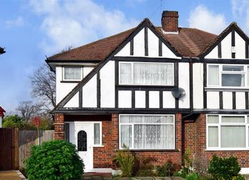 Thumbnail 3 bed semi-detached house for sale in Cherry Close, Carshalton, Surrey