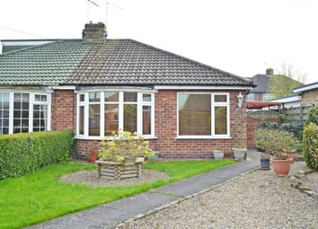 Thumbnail 2 bed semi-detached bungalow to rent in Hawthorn Spinney, Huntington, York