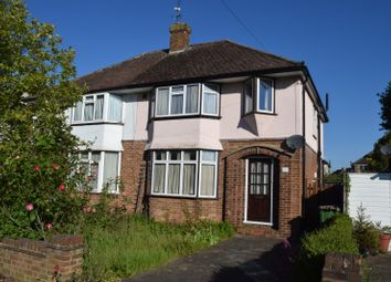 3 bed semi-detached house for sale in Rydens Road, Walton-On-Thames KT12