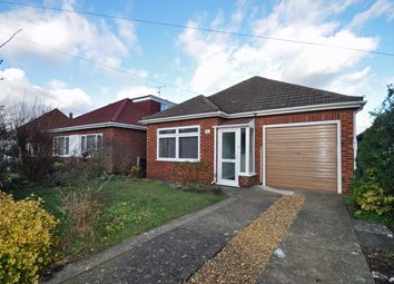 Thumbnail 3 bed detached bungalow for sale in Bettescombe Road, Rainham