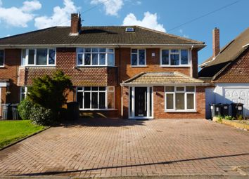 4 bed semi-detached house for sale in Dower Road, Four Oaks, Sutton Coldfield B75