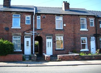 Thumbnail 2 bed terraced house to rent in Mill Road, Ecclesfield, Sheffield