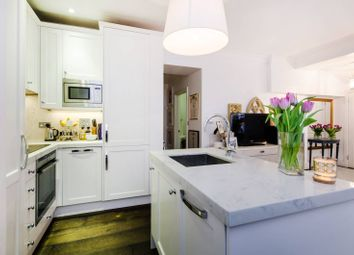 Thumbnail 2 bed flat for sale in Cheniston Gardens, Kensington