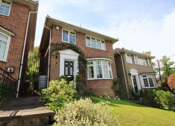 Thumbnail 3 bed detached house for sale in Ingersley Rise, West End, Southampton