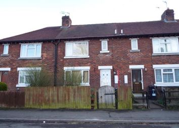 Thumbnail 3 bed terraced house for sale in Claro Road, Ripon, North Yorkshire