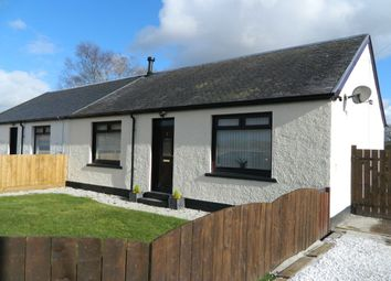 Thumbnail 2 bed bungalow for sale in Branchal Road, Cambusnethan, Wishaw