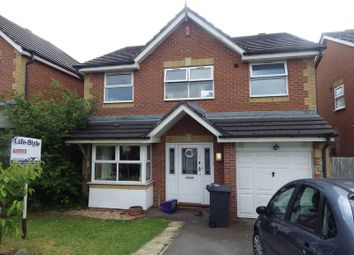 Thumbnail 4 bedroom detached house to rent in Penrose Drive, Bradley Stoke, Bristol