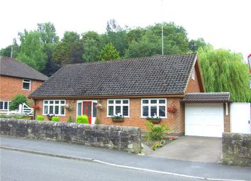 Thumbnail 4 bed detached bungalow for sale in Brookside Road, Breadsall, Derby