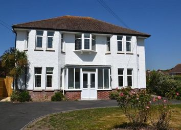Thumbnail 5 bed property to rent in Sea Road, Lymington