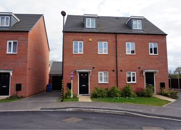 Thumbnail 3 bedroom semi-detached house for sale in Battersea Park Way, Derby