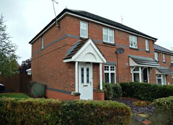 Thumbnail 2 bedroom semi-detached house to rent in Nightingale Way, Bingham, Nottingham