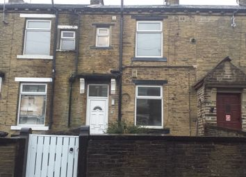 Thumbnail 1 bedroom terraced house to rent in Cragg Terrace, Bradford