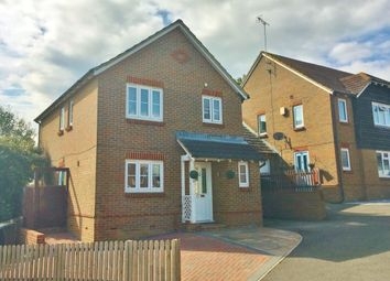 Thumbnail 4 bed detached house for sale in Orwell Close, Stone Cross, Pevensey