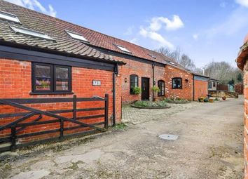 Thumbnail 6 bedroom barn conversion for sale in The Street, Bramerton, Norwich